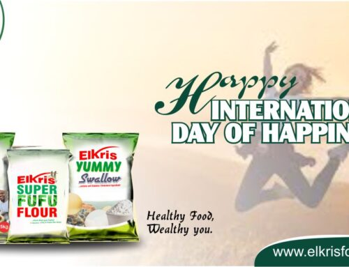 ELKRIS FOODS JOINS THE WORLD IN CELEBRATING INTERNATIONAL DAY OF HAPPINESS